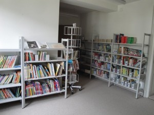 Bibliothek Egger klein